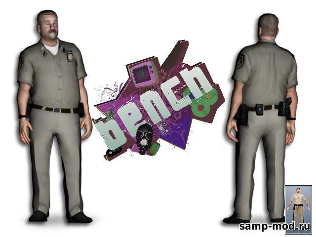 Как заменить текстуры полиции